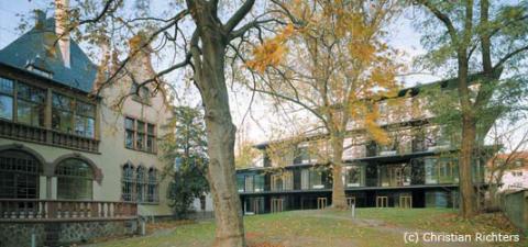 Max Planck Socialinės Antropologijos institutas, Halė