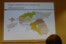 Estijos teismų struktūra iki reformos